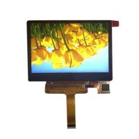 China 3.6 Inch Car LCD Monitor  HD Digital Screen Display LCD for Driving Recorder on sale