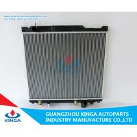 Silver Colour Aluminium Car Radiator Repair Partsn SUZUKI ESCUDO GRAND ' 04-06 XL _ 7 AT Manufactures