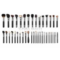 Custom Label Complete Professional Makeup Brush Collection For Makeup Artist Manufactures