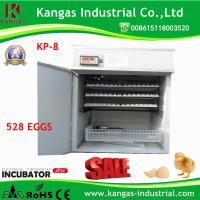 Cheap Egg Incubators CE Approved 528 Chicken Eggs Fully Automatic Manufactures