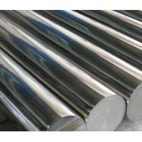 316ti 316n 316 Stainless Steel Round Bar , Metal Ss Bar Stock Custom Dimension Manufactures
