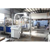China High Speed Disposable Paper Tea Cup Making Machine 90-110 Cups/min on sale