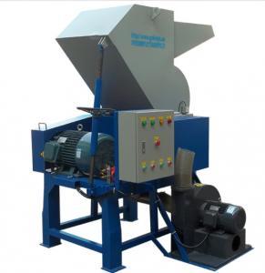 10HP PP PE plastic film Crusher,plastic fishnet crushing machines plant Manufactures