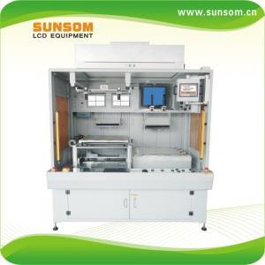 China Hot Selling Soft To Rigid LCD OCA Glue Attach Laminator Refurbish Machine For Touch Screen LCD polarizer Laminating on sale
