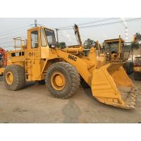 China Cat 966C Second Hand Wheel Loaders 966H 966F 966H 966E 966D 966 950 on sale