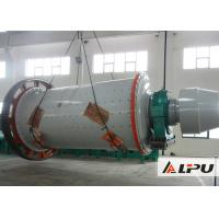 China Low Operating MB Series Slag / Glass And Ceramic Ball Mill Equipment / Rod Mill on sale