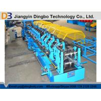 Purlin Roll Forming Machine for Mid-scale Construction for Exhibition Center Manufactures