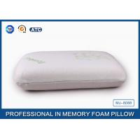 Softest Travel Size Classic Memory Foam Pillow Neck Support With High Density Manufactures
