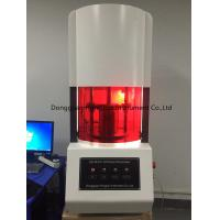 Computer Control Rubber Testing No Rotor Rheometer / Rubber Testing Rheometer Machine Manufactures
