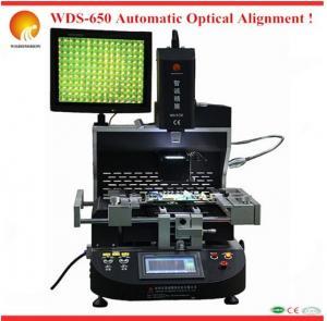 China Reflow Reball Hot Air & IR High Quality wds 650 ccd camera pick and place bga rework machi on sale