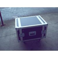 Rack Flight Case 6u Standard Case 9mm Plywood With 1mm Color Fireproof Wood  Color And Size Customer Request Manufactures