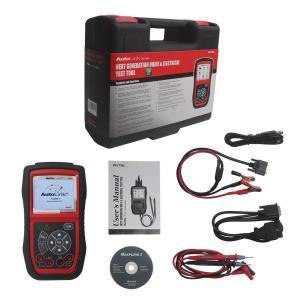 China Autolink Al539b Autel Obd2 Scanner Code Reader Electrical Test Tool on sale