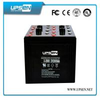 Stable Quality 12 V 200 Ah Gel Free Maintenance Battery Manufactures