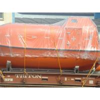 DNV, ABS, BV, GL, CCS Approvals Oil Platform Totally Enclosed Life Boat Manufactures