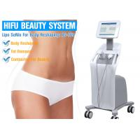 Hifu Liposonix HIFU Slimming Machine Body Shaping Device For Fat Reduction
