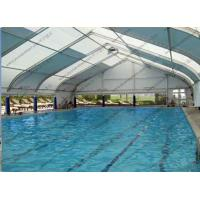 Swimming Outdoor Sports Tent Polygonal Tear Resistant Customized Design Available Manufactures