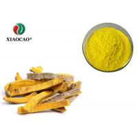 Buy cheap Pharmaceutical Grade Natural Botanical Extracts Berberine Hydrochloride 95% from wholesalers