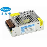 AC To DC RGB LED 12V 5A Power Supply With Overload Protection Manufactures