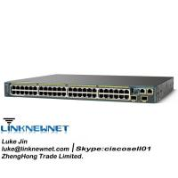 WS-C2960XR-48FPS-I new and used Cisco network catalyst switch in stock price today ship to world china supplier