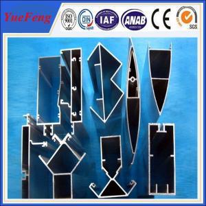 oem industria aluminium extrusions anodized profiles Manufactures