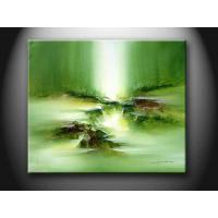 OEM Abstract Beautiful Handmade Oil Painting, Wall Art on Wood (90*120cm)ZSD 276 Manufactures