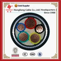 600V PVC/XLPE Insulated SWA/STA Armoured Copper Cable Manufactures