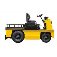 Electric 10 Ton Explosion Proof Forklift With Innovated Tractor 2485mm Overall Length Manufactures