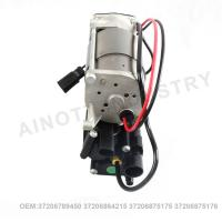 Front Air Pump Air Suspension Compressor For F01 F02 37206789450 37206864215 Manufactures