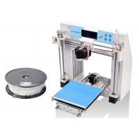 Buy cheap Durable High Tech 3D Printer Prusa I3 Kit With 20~100mm/S Shaft Speed , Metal from wholesalers