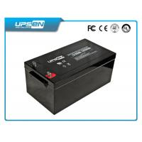 China CE Approval VRLA Battery 12V 65AH 100AH 150AH 200AH 250AH 300AH Made in China on sale