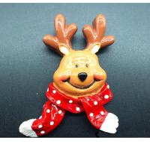 Winter elk Christmas tree refrigerator magnet,christmas decoration ornaments Manufactures