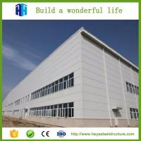 HEYA construction cost per square foot of customized steel structure storage prefab warehouse Manufactures