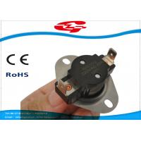 """3/4"""" Automatic Reset Bimetal Snap action Thermostat KSD302-242 for small home appliance Manufactures"""