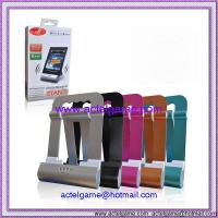 iPad metal speaker Stand build in lithium battery iPad2 accessory Manufactures