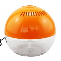 China Portable Electric Air Freshener Diffuser Anion Air Purifier With Humidifier on sale