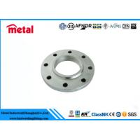 CuNi 90 / 10 PN10 Alloy Steel Flanges , Flat Face Reducing Weld Neck Flange ANSI B16 5 Manufactures