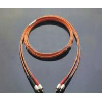 FC-FC Flexible Accord With Bellcord GR-326 Experiment Optical Fiber Patch Cord Manufactures