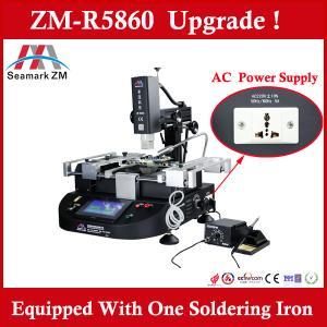 China no used bga rework station bga reflow machine zm-r5860 on sale