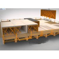 Construction Tunnel Lining Formwork System Easy Assembly / Disassembly Manufactures