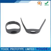 Quick Turn Rubber Prototyping Silicone Mold Vacuum Casting Wristband Manufactures