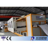 Disposable Foam Food Container Machine , PS Foam Sheet Extrusion Line Manufactures