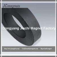 China 100X60X20,Ceramic Magnets C8,  Hard Ferrite ring Magnets y30BH on sale