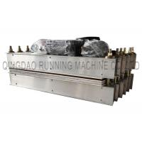 Fractured Conveyor Belt Joint Machine Tape Vulcanizing Tool 25.4kw Heating Power Manufactures