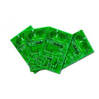 Soldering Double Sided PCB Board With RoHS , Printed Circuit Board Manufacturing Manufactures