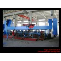 Head / Tail Welding Equipment Welding Positioner for Tilting and Rotation 600kg Load Manufactures