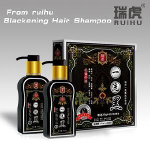 China Fast Hair Dye Shampoo -002 on sale