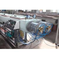 Large Diameter Corrugated HDPE PVC Pipe Extrusion Line Polyethylene Manufactures