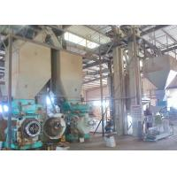132kw Industrial Biomass Pellet Production Line 3T/H Low Power Consumption Manufactures