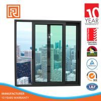 Alibaba China Supplier AS2047 Standard aluminium arch slilding window grill design Manufactures