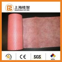 Biodegradable Non Woven Spunbond Household Cleaning Cloth For Wiping Kitchen Manufactures